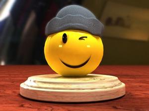 emoticon feliz