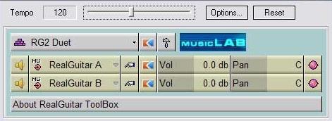 MusicLab RealGuitar ToolBox Standalone VSTi 1.1, musiclab, VSTi, ToolBox, Standalone, RealGuitar, MusicLab