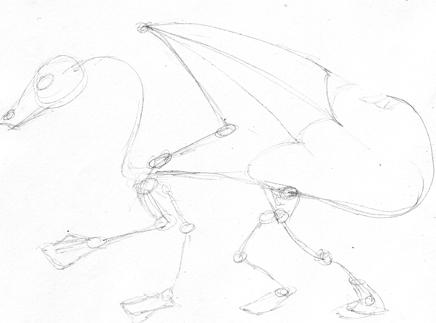 des tits trucs pour commencer à dessiner des dragons. Dessinateurs de dragons donnez tous vos trucs ici. Drake-squel-1-c501f2