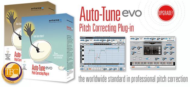 Antares Auto Tune Evo VST v6.09, vst plugins antares, VST, Evo, Auto Tune, Antares